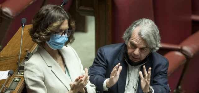 Ministri Gelmini e Brunetta